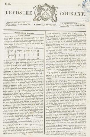 Leydse Courant 1855-11-05