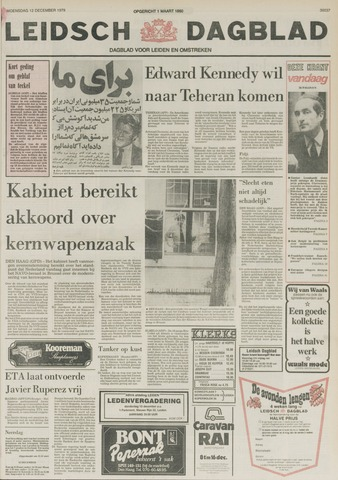 Leidsch Dagblad 1979-12-12