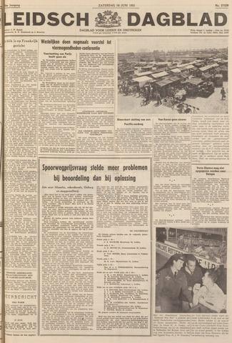 Leidsch Dagblad 1951-06-16