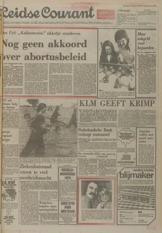 Leidse Courant 1974-10-26