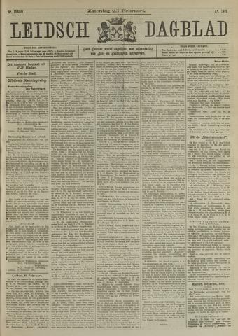 Leidsch Dagblad 1911-02-25