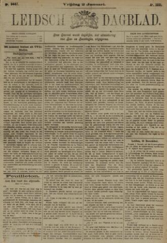 Leidsch Dagblad 1891