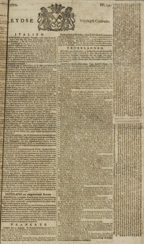 Leydse Courant 1771-09-06