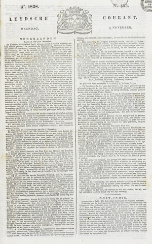 Leydse Courant 1838-11-05