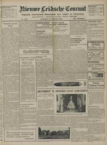 Nieuwe Leidsche Courant 1938-02-12