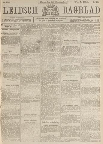Leidsch Dagblad 1916-09-30