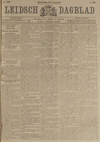 Leidsch Dagblad 1907-10-26