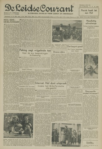 Leidse Courant 1951-07-06