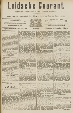 Leydse Courant 1887-12-02