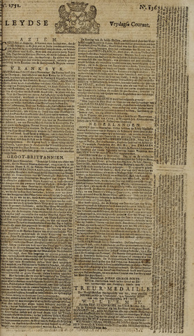 Leydse Courant 1751-11-12