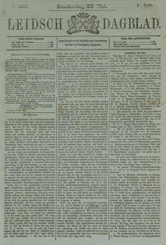 Leidsch Dagblad 1880-05-20