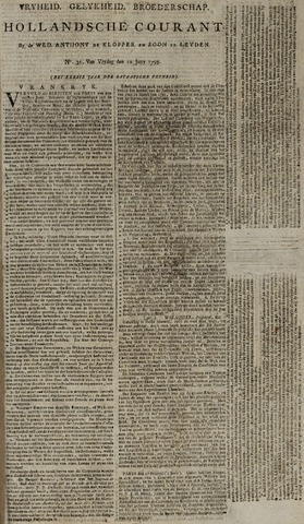 Leydse Courant 1795-06-12