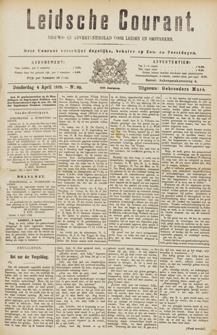 Leydse Courant 1889-04-04