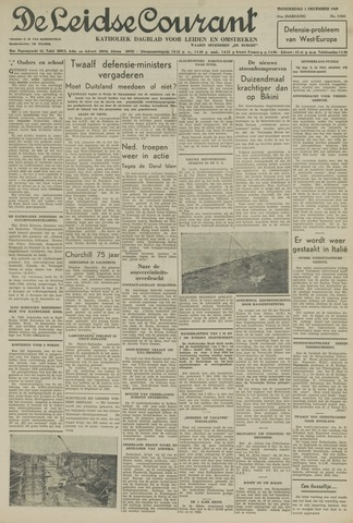 Leidse Courant 1949-12-01