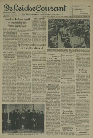 Leidse Courant 1964-03-09