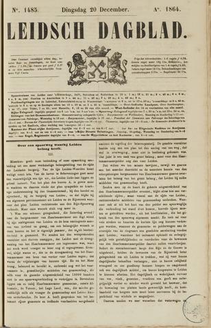 Leidsch Dagblad 1864-12-20