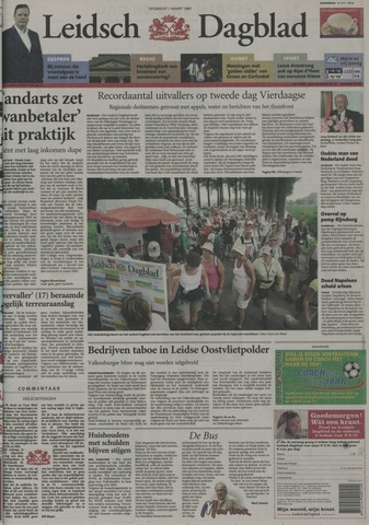 Leidsch Dagblad 2004-07-22