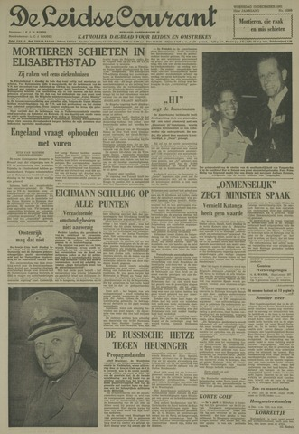Leidse Courant 1961-12-13