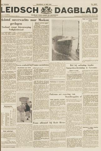 Leidsch Dagblad 1954-05-31