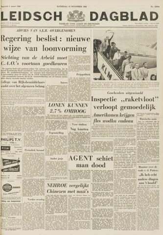Leidsch Dagblad 1962-11-10
