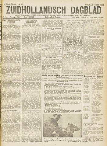 Zuidhollandsch Dagblad 1944-05-12