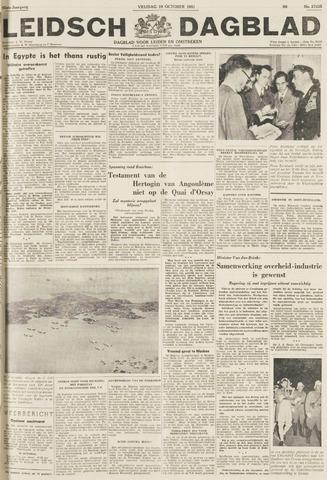 Leidsch Dagblad 1951-10-19