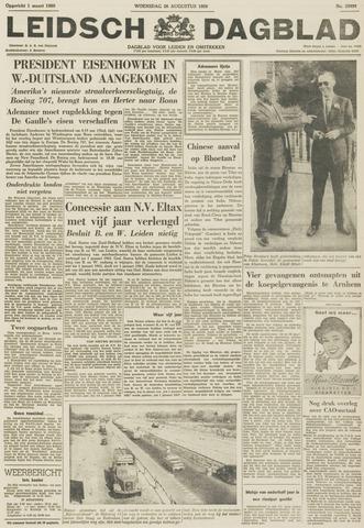 Leidsch Dagblad 1959-08-26