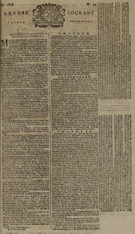 Leydse Courant 1808-03-18