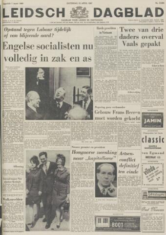 Leidsch Dagblad 1967-04-15