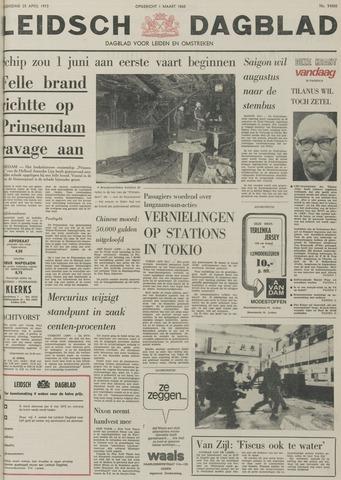 Leidsch Dagblad 1973-04-25