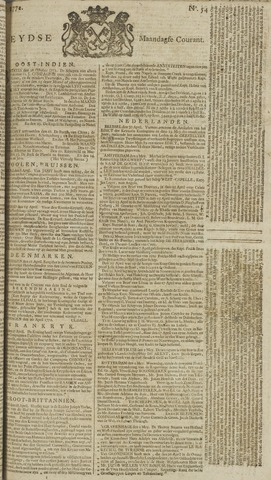 Leydse Courant 1772-05-04