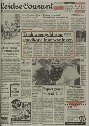 Leidse Courant 1987-09-11