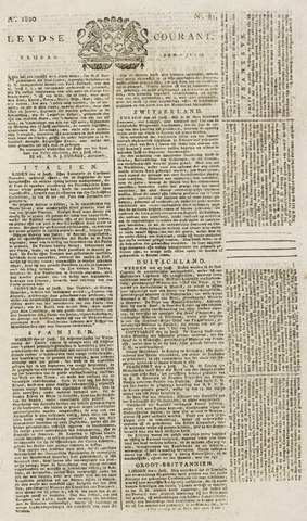 Leydse Courant 1820-07-07