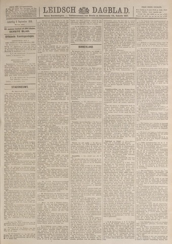 Leidsch Dagblad 1919-09-06
