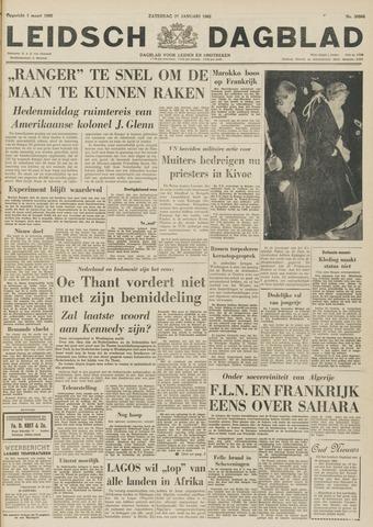 Leidsch Dagblad 1962-01-27