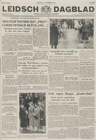 Leidsch Dagblad 1955-11-09