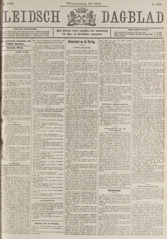 Leidsch Dagblad 1916-05-10