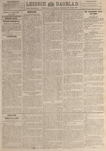 Leidsch Dagblad 1921-01-19