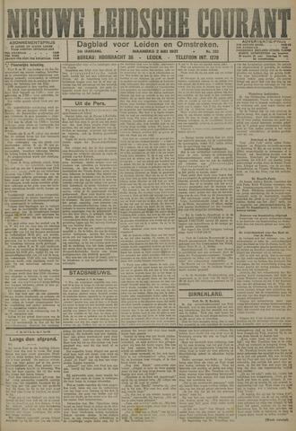 Nieuwe Leidsche Courant 1921-05-02