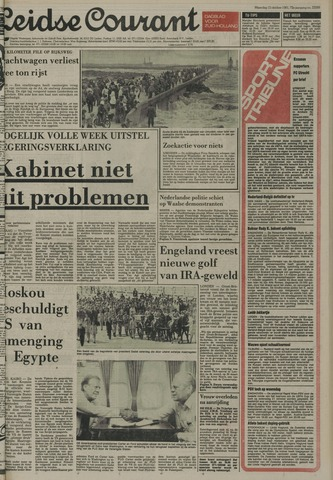 Leidse Courant 1981-10-12