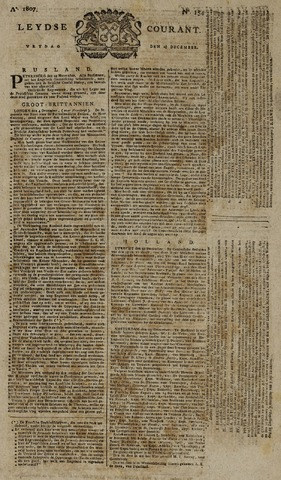Leydse Courant 1807-12-25