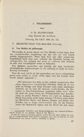 Indisch Militair Tijdschrift 1937-02-01