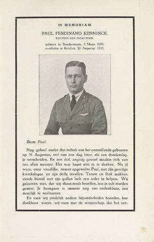 Indisch Militair Tijdschrift 1933-10-01