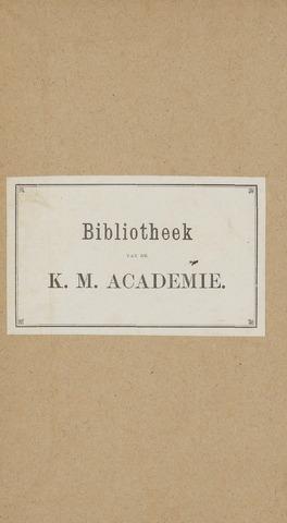 Militair Tijdschrift 1875-01-01