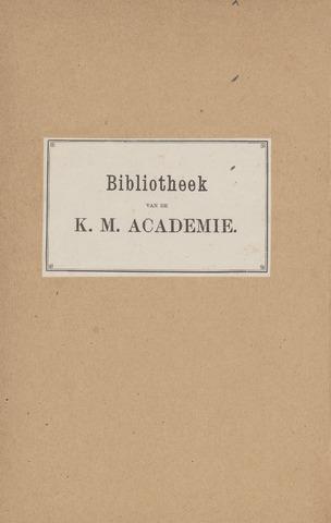 Indisch Militair Tijdschrift 1896