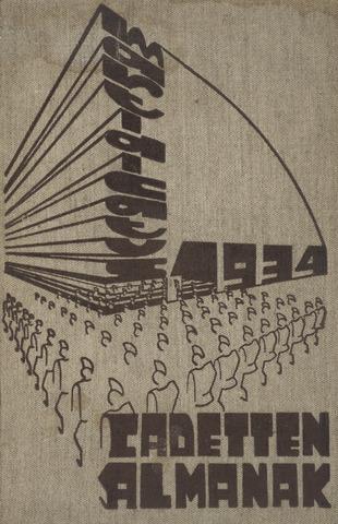 Almanak der Koninklijke Militaire Akademie 1934-01-01