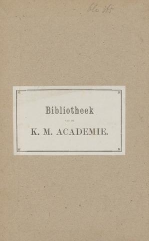 Indisch Militair Tijdschrift 1879-07-01