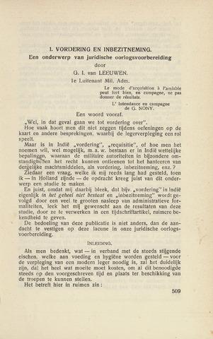 Indisch Militair Tijdschrift 1930-06-01