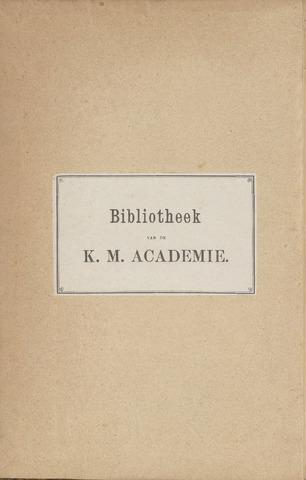Indisch Militair Tijdschrift 1894-07-01