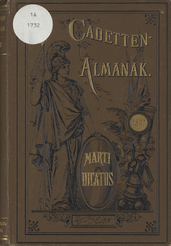 Almanak der Koninklijke Militaire Akademie 1897-01-01